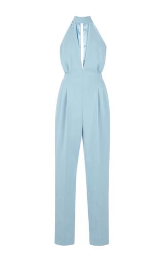 Joni sleeveless jumpsuit  by EMILIA WICKSTEAD Now Available on Moda Operandi