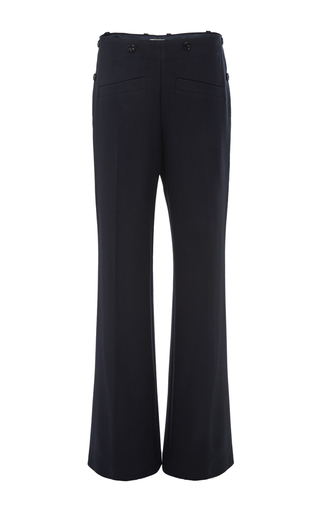 Wide leg sailor pants by NINA RICCI Now Available on Moda Operandi