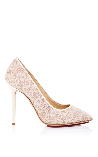 Charlotte olympia monroe pump by CHARLOTTE OLYMPIA Preorder Now on Moda Operandi