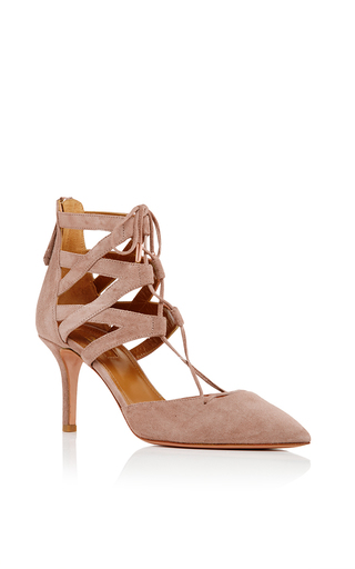 Belgravia pump by AQUAZZURA Now Available on Moda Operandi