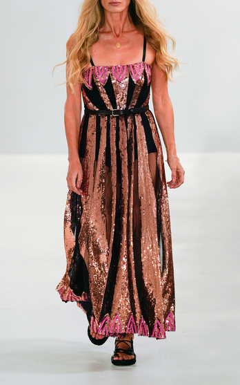 3dfdbf53a78 Shop Looks. Shop Products. Ended · Temperley LondonObelisk Collared Crepe  Dress