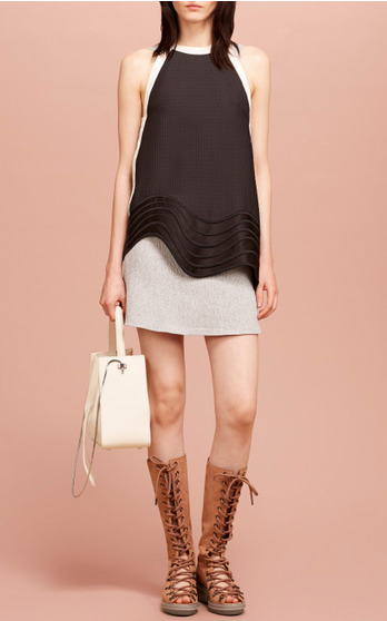 3.1 Phillip Lim Resort 2015 Look 1 on Moda Operandi