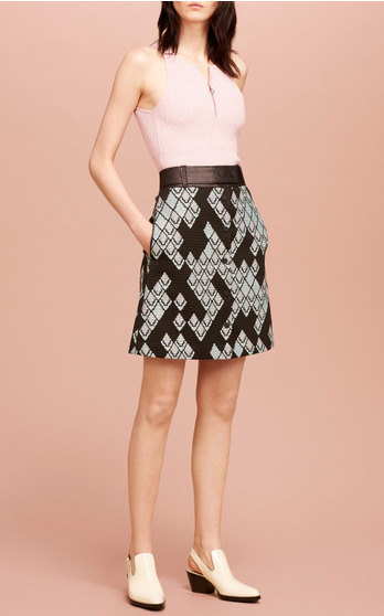 3.1 Phillip Lim Resort 2015 Look 14 on Moda Operandi