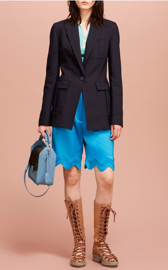 3.1 Phillip Lim Resort 2015 Look 11 on Moda Operandi