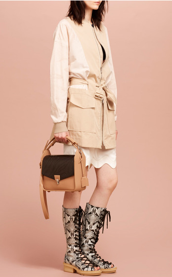 3.1 Phillip Lim Resort 2015 Look 8 on Moda Operandi