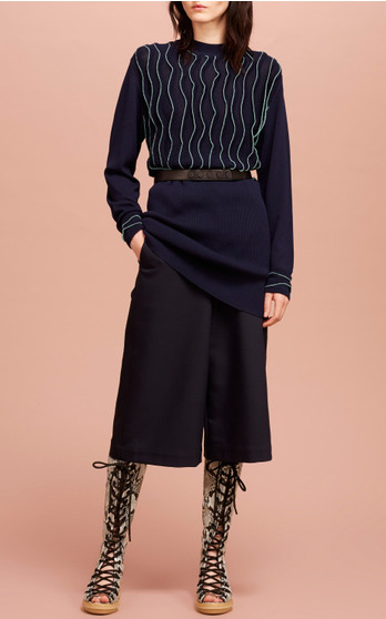 3.1 Phillip Lim Resort 2015 Look 13 on Moda Operandi