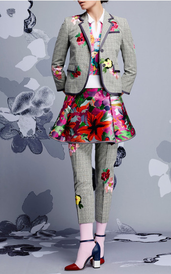 Thom Browne Resort 2015 Look 12 on Moda Operandi