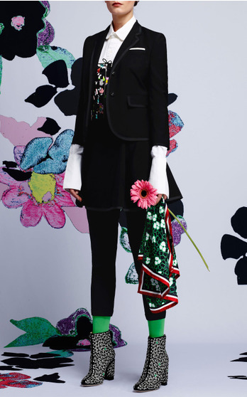Thom Browne Resort 2015 Look 26 on Moda Operandi