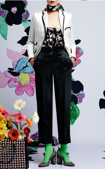 Thom Browne Resort 2015 Look 32 on Moda Operandi