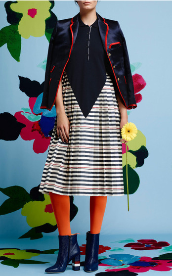 Thom Browne Resort 2015 Look 22 on Moda Operandi