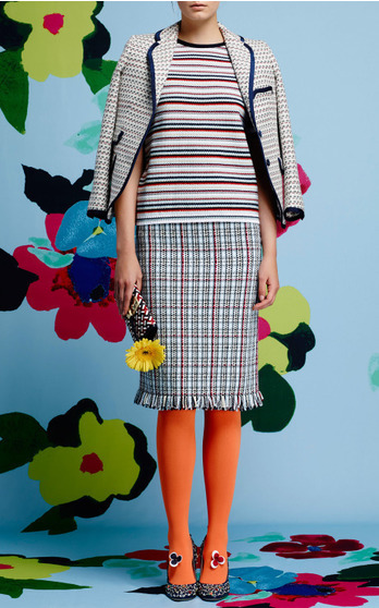 Thom Browne Resort 2015 Look 21 on Moda Operandi