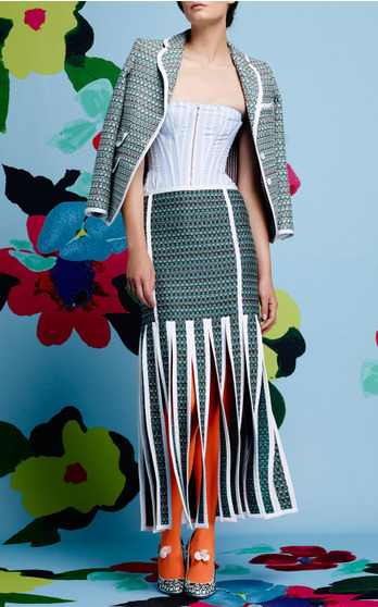 Thom Browne Resort 2015 Look 15 on Moda Operandi