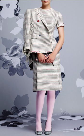 Thom Browne Resort 2015 Look 9 on Moda Operandi