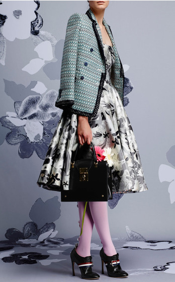 Thom Browne Resort 2015 Look 7 on Moda Operandi