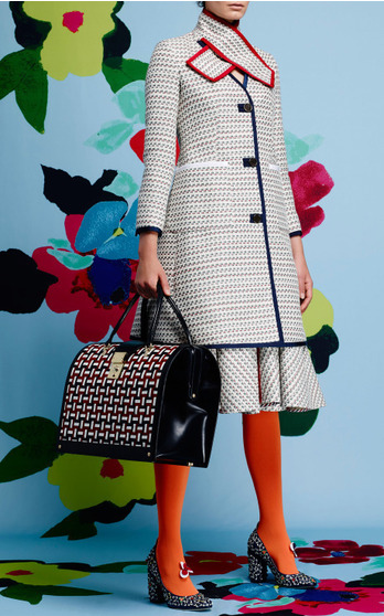 Thom Browne Resort 2015 Look 13 on Moda Operandi