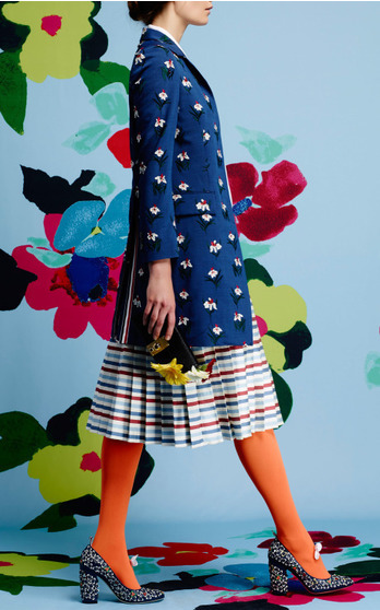 Thom Browne Resort 2015 Look 24 on Moda Operandi