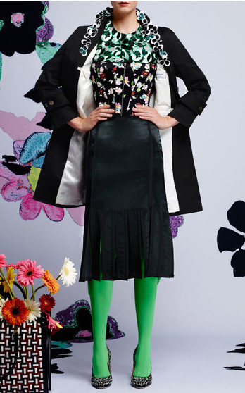 Thom Browne Resort 2015 Look 31 on Moda Operandi