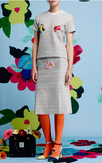 Thom Browne Resort 2015 Look 19 on Moda Operandi