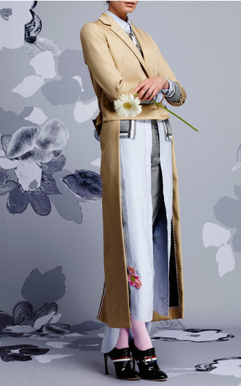Thom Browne Resort 2015 Look 8 on Moda Operandi