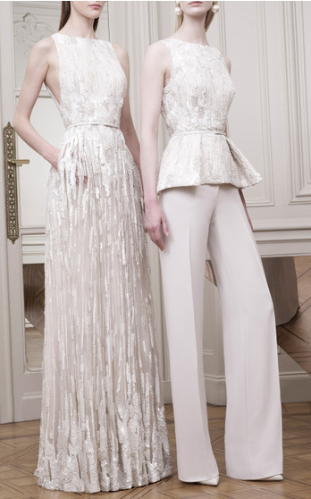 Elie Saab Resort 2015 Look 3 on Moda Operandi