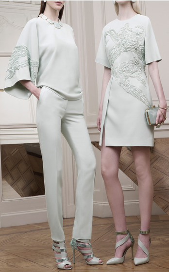 Elie Saab Resort 2015 Look 9 on Moda Operandi