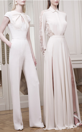 Elie Saab Resort 2015 Look 4 on Moda Operandi