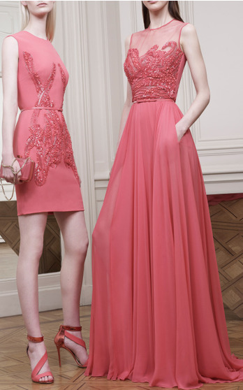 Elie Saab Resort 2015 Look 17 on Moda Operandi