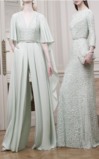 Elie Saab Resort 2015 Look 10 on Moda Operandi