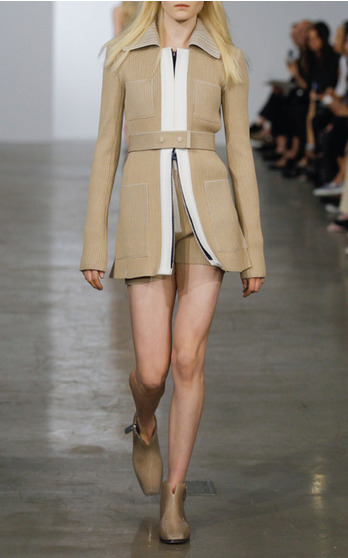Calvin Klein Collection Resort 2015 Look 13 on Moda Operandi