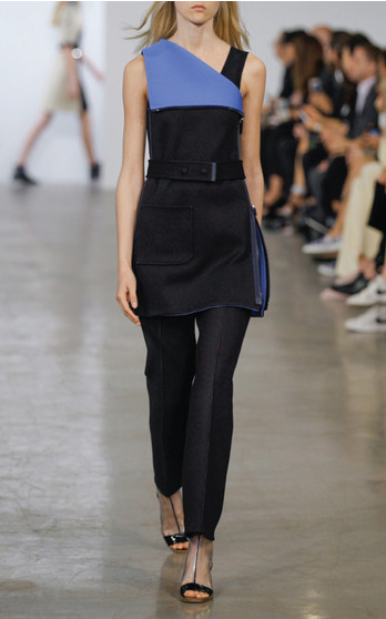 Calvin Klein Collection Resort 2015 Look 3 on Moda Operandi