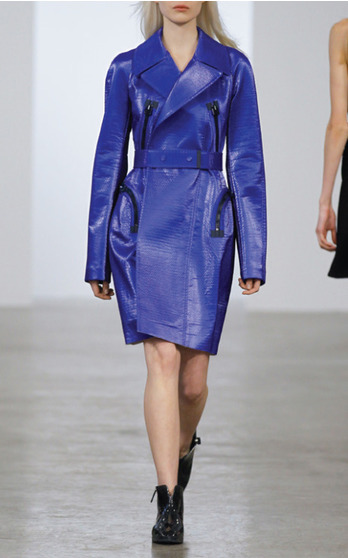 Calvin Klein Collection Resort 2015 Look 7 on Moda Operandi