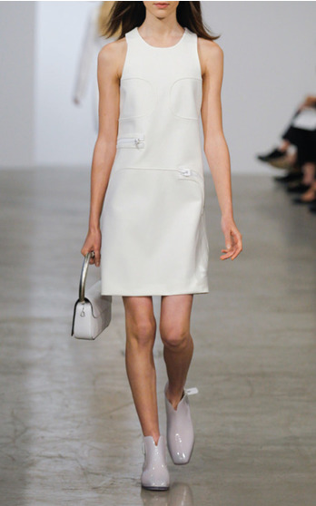 Calvin Klein Collection Resort 2015 Look 15 on Moda Operandi