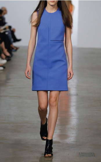 Calvin Klein Collection Resort 2015 Look 17 on Moda Operandi