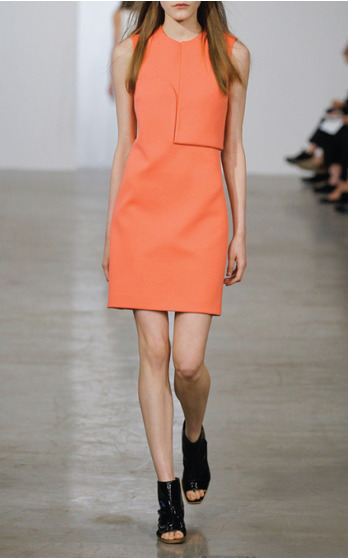 Calvin Klein Collection Resort 2015 Look 16 on Moda Operandi