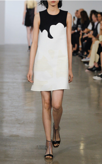 Calvin Klein Collection Resort 2015 Look 19 on Moda Operandi