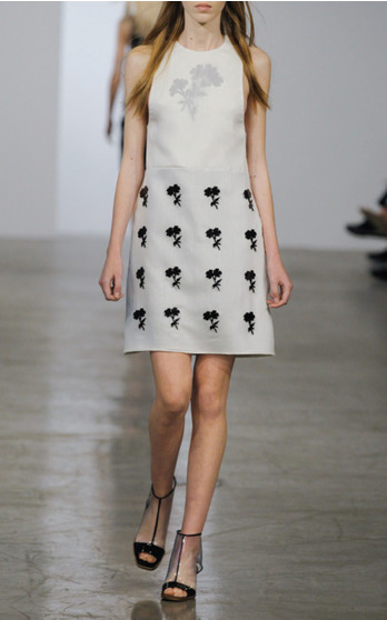 Calvin Klein Collection Resort 2015 Look 21 on Moda Operandi