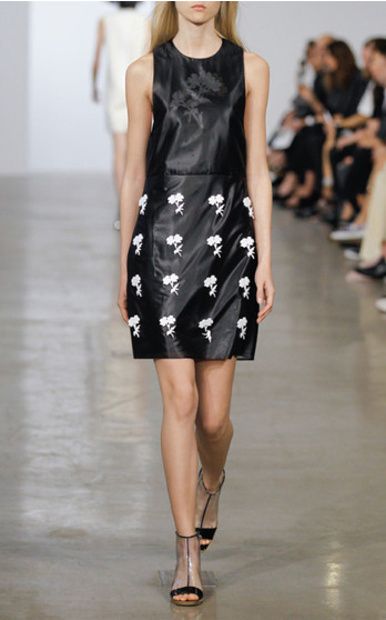 Calvin Klein Collection Resort 2015 Look 20 on Moda Operandi