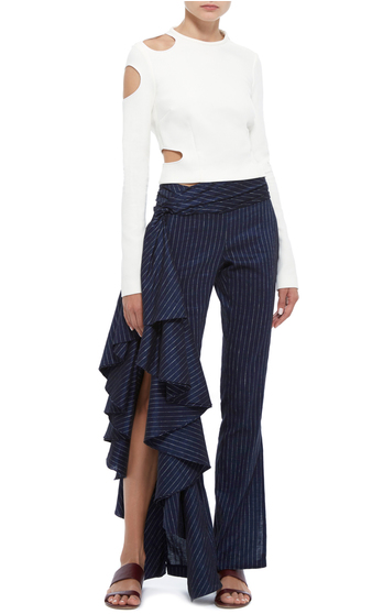 Rosie Assoulin Resort 2016 Look 1 on Moda Operandi