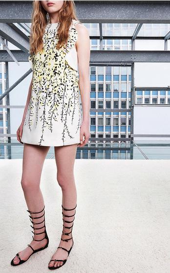Giambattista Valli Pre-Spring 2016 Look 3 on Moda Operandi