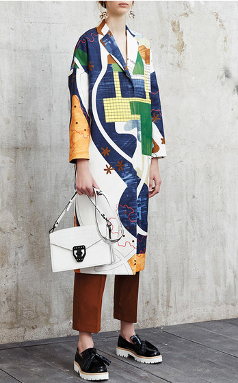 MSGM Resort 2016 Look 1 on Moda Operandi