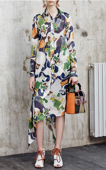 MSGM Resort 2016 Look 4 on Moda Operandi