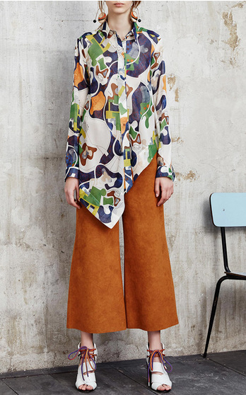 MSGM Resort 2016 Look 5 on Moda Operandi