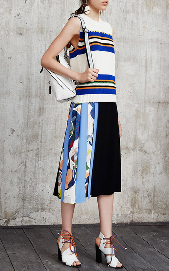 MSGM Resort 2016 Look 7 on Moda Operandi