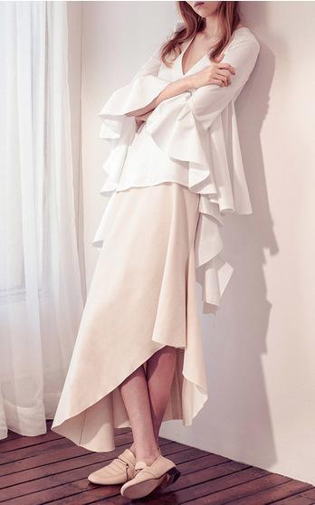 Ellery x M'O Capsule Collection Resort 2016 Look 8 on Moda Operandi