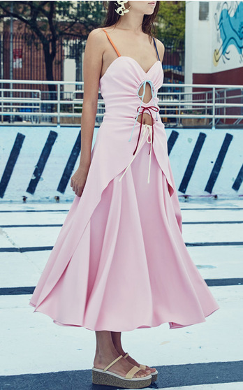 Rosie Assoulin Spring Summer 2016 Look 6 on Moda Operandi