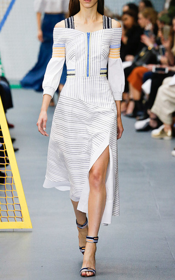 Peter Pilotto Spring Summer 2016 Look 2 on Moda Operandi
