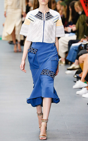 Peter Pilotto Spring Summer 2016 Look 8 on Moda Operandi