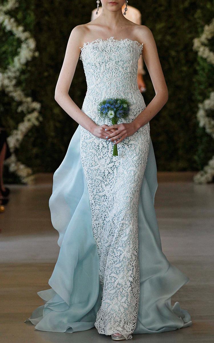 Oscar de la Renta Bridal Trunkshow | Moda Operandi