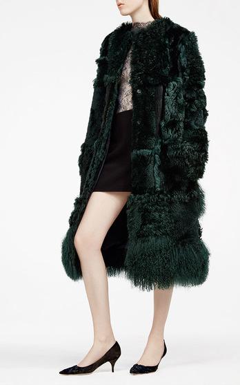 Nina Ricci Pre Fall 2016 Look 6 on Moda Operandi