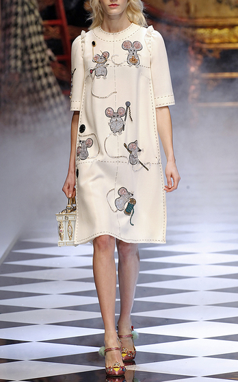 2309eb6568f Shop Looks. Shop Products. Ended · Dolce   GabbanaEyelash Lurex Fairytale  Princess Dress